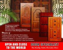 Solid Timber Doors / Windows