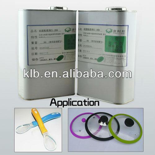 crafts adhesive or platinum curing silicone adhesive liquid glue
