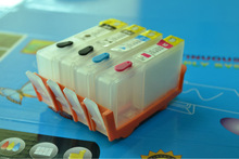 with seperate ARC chip for 364 refill cartridge Compatible printer Officejet J3508, J3608, J5508