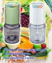 mini electric blender food chopper, food processor, mince meat food processor HFP-301B