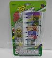 O dinheiro de papel com papel de dados jogar dinheiro, brinquedo presente da promoção