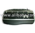 French Multi-Media Keyboard