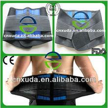 Aofit neoprene double pull waist slimming heat wrap