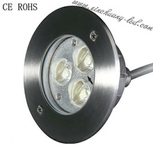 2013 CE ROHS IP68 9W Asymmetrical fiber optic pool light