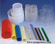 different sizes acrylic tube