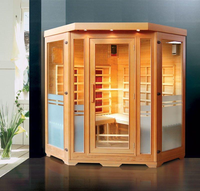Sauna, Home Saunas, Far Infrared Sauna Heaters