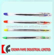 Simple mini stick ball point pen
