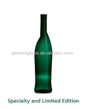 750ml special alcohol glass bottle