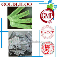 GMP & ISO901 & HACCP Healthy all natural stevia in stick