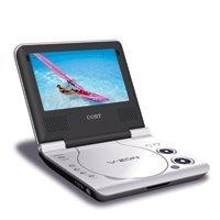 "7"" TFT Portable DVD / CD / MP3 Player"