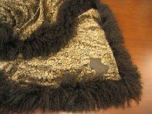 Fine Fur coated Blanket