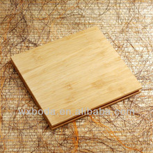 Eco forest CARB certified 14mm thick T&G USA natural Bamboo hardwood Floor