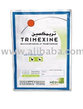 Médecine vétérinaire de Trimexine,