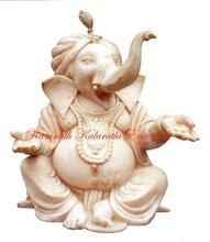 Wedding Manda Decoration Ganesh Statue