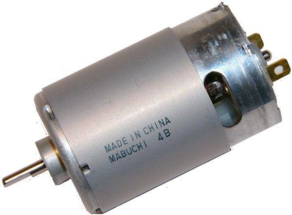 12vdc High Torque Motor