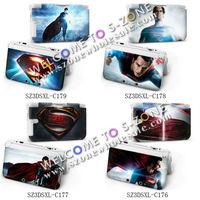 for 3dsxl cartoon case (superman )
