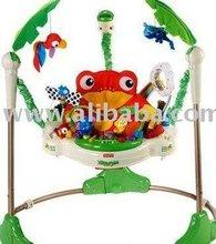 Fisher Price Rainforest Jumperoo Baby Jumper# K6070 Baby Swings,