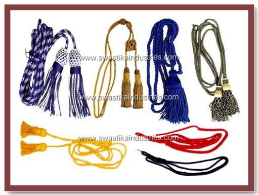 Military Shoulder Cords