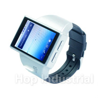 2013 Latest android android 4.0 hand watch phone with touch screen
