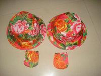 fashionable foldable bucket hat