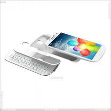 Bluetooth keyboard case for Samsung Galaxy S4 /I9500/9505 /I545 P-SAM9500BLUEKB001