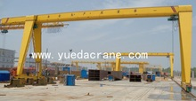 gantry crane load and unload crane