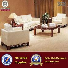 Luxurious Hotel Sofa set furniture FL-1028