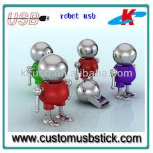 Hight quality robot smi usb disk 2.0 16GB