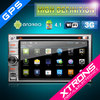 "TD620A: 6.2"" Two Din Android Car DVD Player"