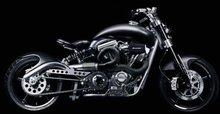 Confederate Hellcat 131 Motorcycle