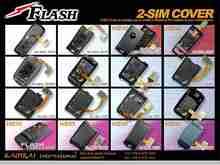 Dual-SIM cover