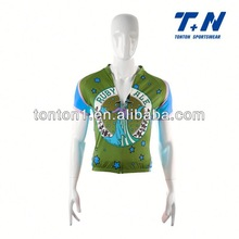 plus size environmental custom fully sublimated cycling bib knicks