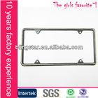 hot selling bling license plate frame, diamond license plate frame ,rhinestone license plate frame ,crystal license plate frame