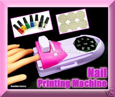 Nail Art Designs Machine^$@#