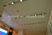 Customized aluminum ceiling design for meeting room