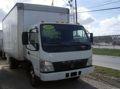 Novo ou usado de carga seca camionetes de entrega