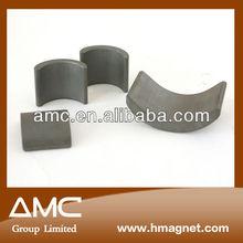 motor segment magnets