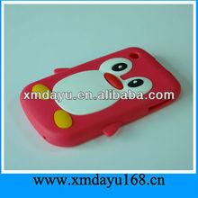 Cute High Quality Penguin Shape Phone Case