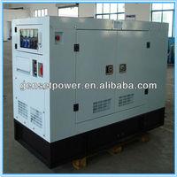 80kva to 500kva Skid Mounted Diesel Generator Power Sound Proof Diesel Generator