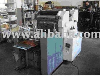 Hamada C 248 E Printing Machinery