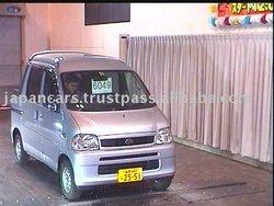 Japanese 4x4 Mini Deck Van