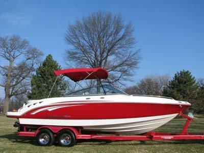 2007 Chaparral 236 Ssx Deck Boat Bravo 3 New