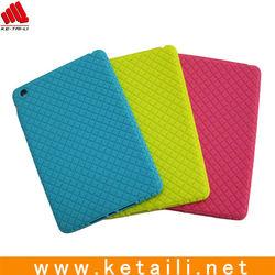 for ipad silicone case, silicone case for ipad paypal accept