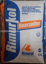 Quarzoflex Cement-Based Adhesive
