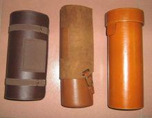 Europe marketing .China Factory wine leather box case