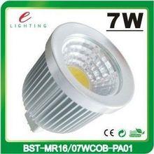 CE RoHS 2013Newest design top quality 7w ar111 gu10 led recessed light cob lamp