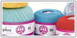 Madame Tricote Paris Daphne Cotton Yarn