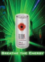 Ozone Energy Drink