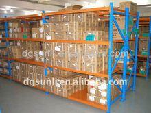 Heavy duty steel plate rack/racking