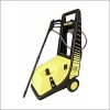 CAM Spray-1000 Psi Cold Water Electric Roto Cart Pressure Washer With Electric Cut-Out Thermal Relief